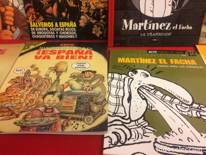 Coleccionismo de Revista El Jueves: Martínez el facha - Foto 12 - 174325943