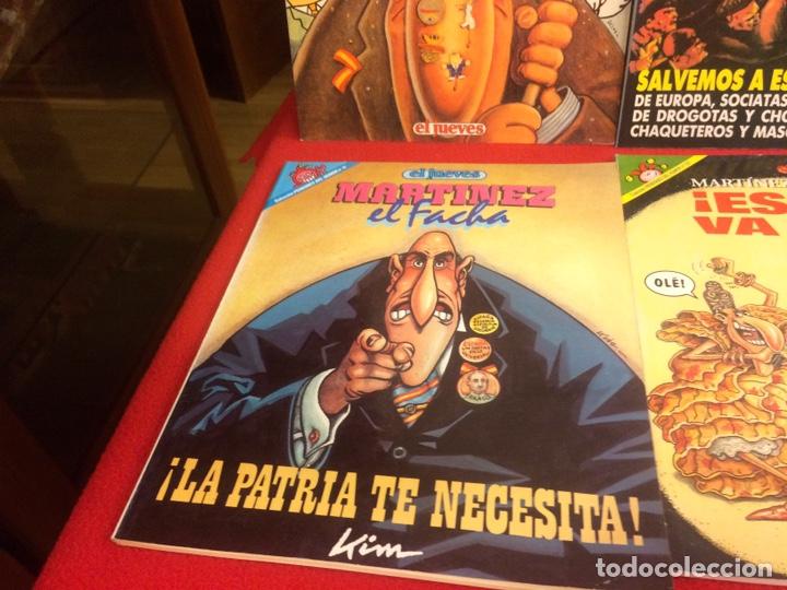 Coleccionismo de Revista El Jueves: Martínez el facha - Foto 13 - 174325943