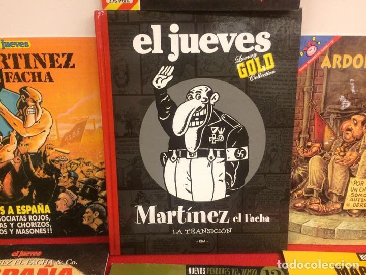 Coleccionismo de Revista El Jueves: Martínez el facha - Foto 14 - 174325943
