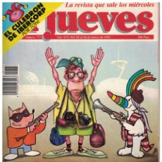 Collectionnisme de Magazine El Jueves: EL JUEVES Nº 773 - (1992). Lote 175189608