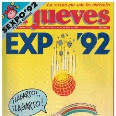 Collectionnisme de Magazine El Jueves: EL JUEVES Nº 778 - (1992). Lote 175189854