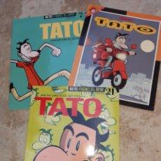 Coleccionismo de Revista El Jueves: LOTE DE 3 ESPECIALES DE EL JUEVES, TATO. Lote 175537432