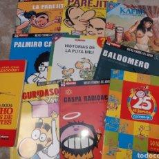 Coleccionismo de Revista El Jueves: LOTE DE 10 NUMEROS ESPECIALES DE LA REVISTA EL JUEVES. Lote 175537783