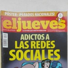 Coleccionismo de Revista El Jueves: EL JUEVES . N 1.715, ABRIL 2010. Lote 175634068