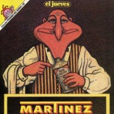 Coleccionismo de Revista El Jueves: MARTINEZ EL FACHA - LIMPIA ESPAÑA. Lote 175801090