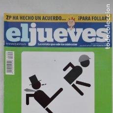 Coleccionismo de Revista El Jueves: EL JUEVES . N 1.659, MARZO 2009. Lote 175830107