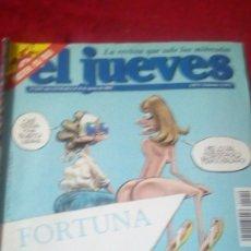 Coleccionismo de Revista El Jueves: EL JUEVES. AÑO XXVII. N° 1419. NOVIEMBRE 2004.. Lote 176069792
