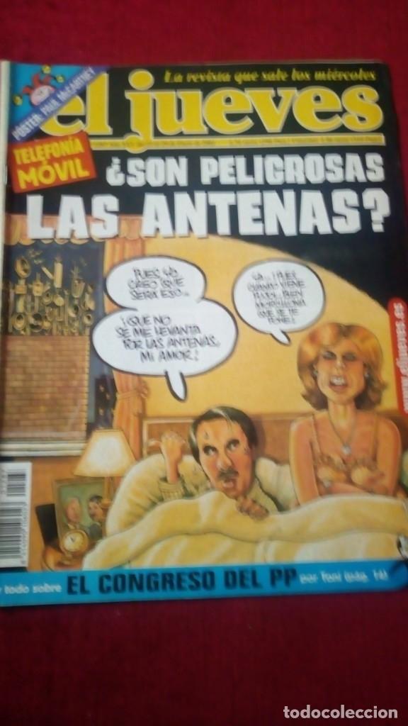 EL JUEVES. AÑO XXV. N° 1287. ENERO 2002 (Coleccionismo - Revistas y Periódicos Modernos (a partir de 1.940) - Revista El Jueves)