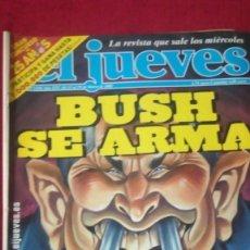 Coleccionismo de Revista El Jueves: EL JUEVES. AÑO XXV. N° 1294. MARZO 2002. Lote 176267767
