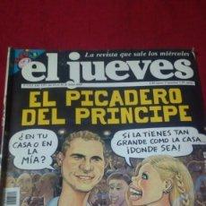 Coleccionismo de Revista El Jueves: EL JUEVES. AÑO XXV. N° 1311. JULIO 2002. Lote 176269909