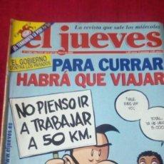 Coleccionismo de Revista El Jueves: EL JUEVES. AÑO XXV. N° 1301. JULIO 2002. Lote 176271433
