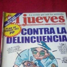 Coleccionismo de Revista El Jueves: EL JUEVES. AÑO XXV. N° 1318. AGOSTO 2002. Lote 176271748