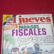 Coleccionismo de Revista El Jueves: EL JUEVES. AÑO XXV. N° 1300. ABRIL 2002. Lote 176272340
