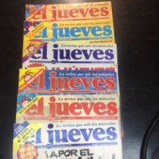 Coleccionismo de Revista El Jueves: EL JUEVES - AÑO 2002. Lote 176586875