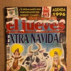 Coleccionismo de Revista El Jueves: EL JUEVES N° 968 (DICIEMBRE 1995). EXTRA NAVIDAD.. Lote 176598388