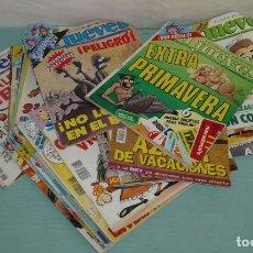 Coleccionismo de Revista El Jueves: 24 REVISTAS EL JUEVES ENTRE LOS AÑOS 83-99. Lote 177525257