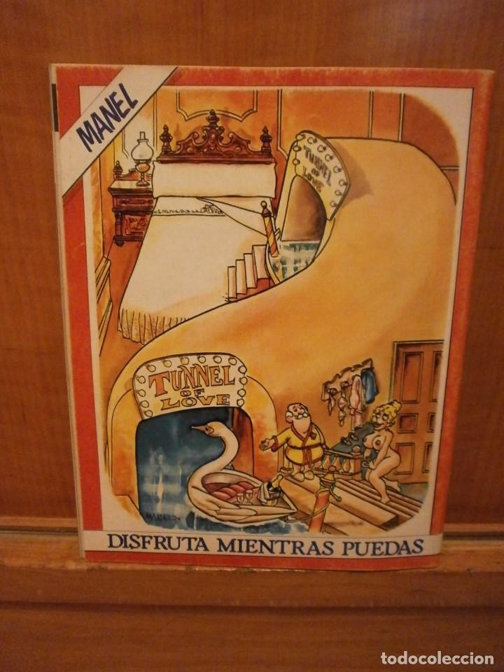 Coleccionismo de Revista El Jueves: CACHONDEO A TOPE Nº 1. - Foto 2 - 177792294