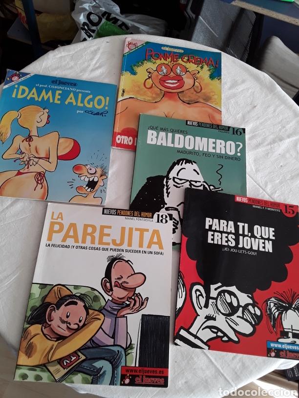 COMICS ESPECIALES DEL JUEVES (Coleccionismo - Revistas y Periódicos Modernos (a partir de 1.940) - Revista El Jueves)