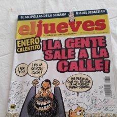 Coleccionismo de Revista El Jueves: REVISTA EL JUEVES N° 1754 AÑO 2011. Lote 178643913