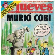 Collectionnisme de Magazine El Jueves: EL JUEVES Nº 794 - (1992). Lote 179188816