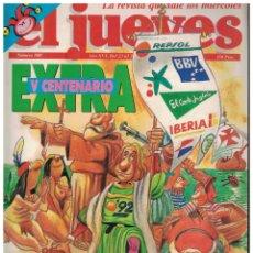 Collectionnisme de Magazine El Jueves: EL JUEVES Nº 800 - (1992). Lote 179189143