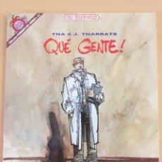 Coleccionismo de Revista El Jueves: PENDONES DEL HUMOR NUM 53. QUE GENTE. THA THARRATS.. Lote 179220581