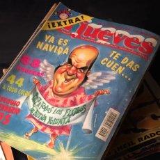Coleccionismo de Revista El Jueves: LOTE DE REVISTAS EL JUEVES. Lote 181202168