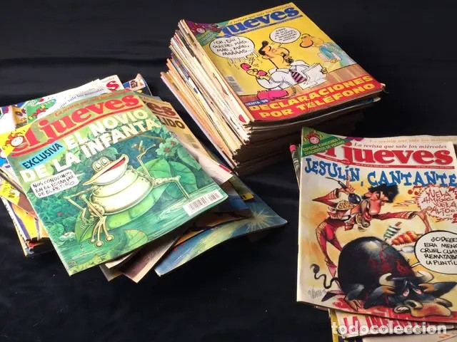 Coleccionismo de Revista El Jueves: Lote de revistas El Jueves - Foto 5 - 181202168