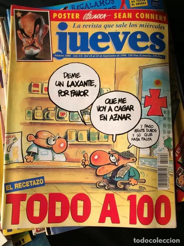 Coleccionismo de Revista El Jueves: Lote de revistas El Jueves - Foto 7 - 181202168