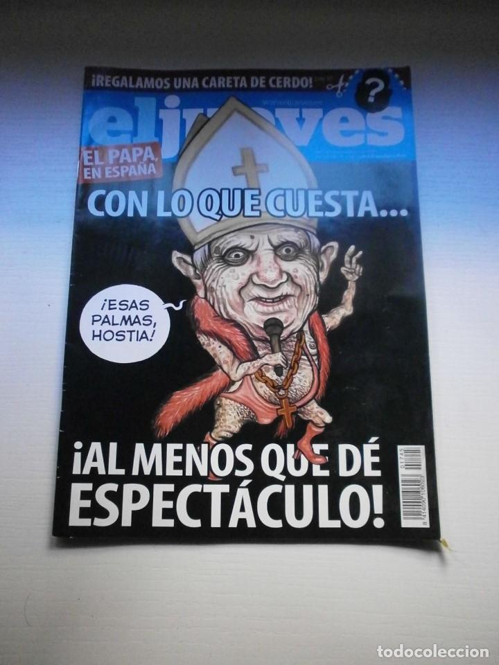 12 REVISTAS EL JUEVES (Coleccionismo - Revistas y Periódicos Modernos (a partir de 1.940) - Revista El Jueves)