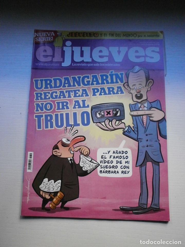 Coleccionismo de Revista El Jueves: 12 REVISTAS EL JUEVES - Foto 5 - 181508902