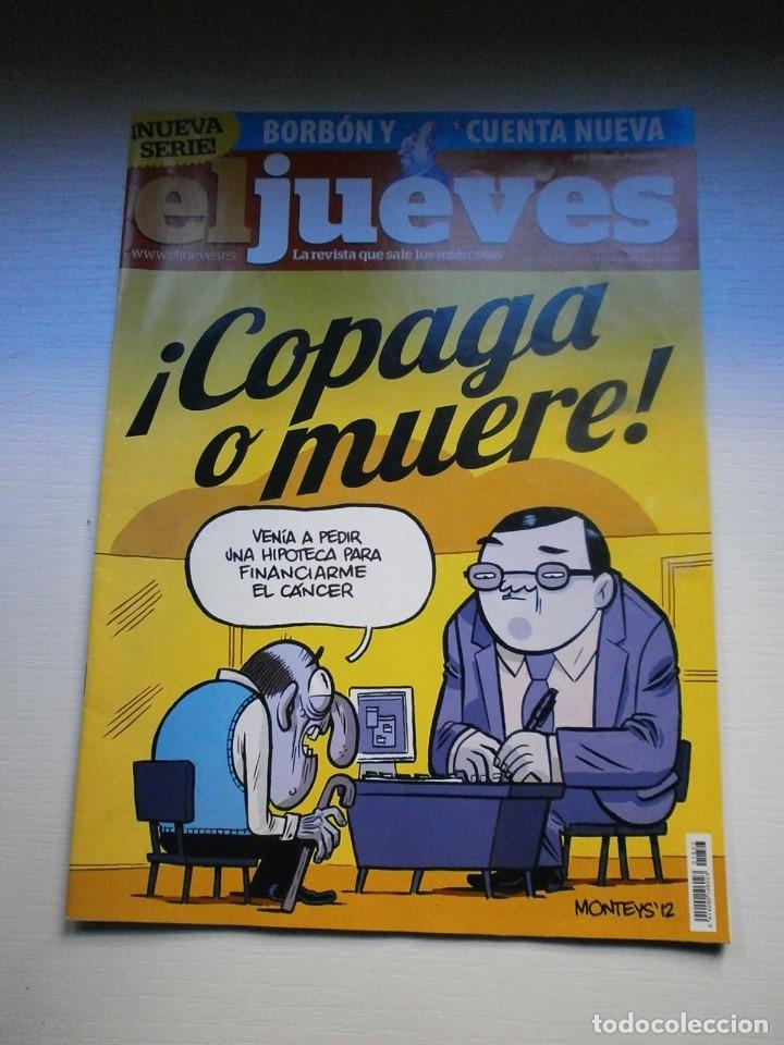 Coleccionismo de Revista El Jueves: 12 REVISTAS EL JUEVES - Foto 12 - 181508902