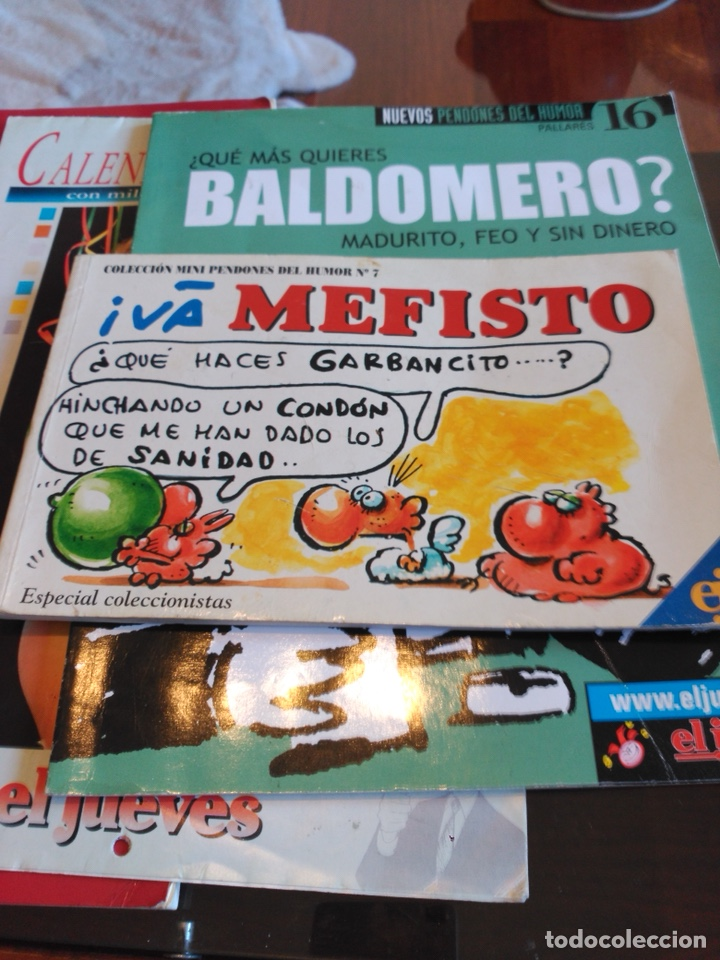 Coleccionismo de Revista El Jueves: Lote el jueves - Foto 3 - 181967531