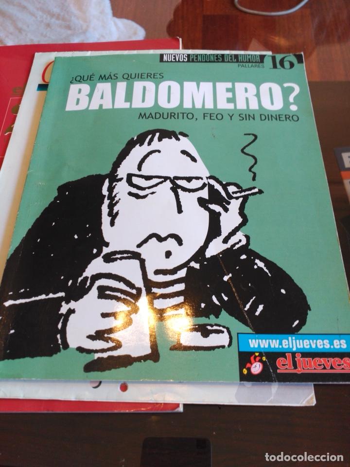 Coleccionismo de Revista El Jueves: Lote el jueves - Foto 4 - 181967531