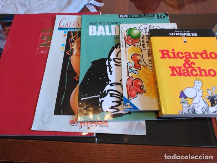 LOTE EL JUEVES (Coleccionismo - Revistas y Periódicos Modernos (a partir de 1.940) - Revista El Jueves)