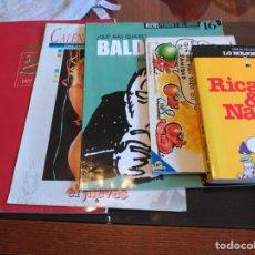 Coleccionismo de Revista El Jueves: LOTE EL JUEVES. Lote 181967531
