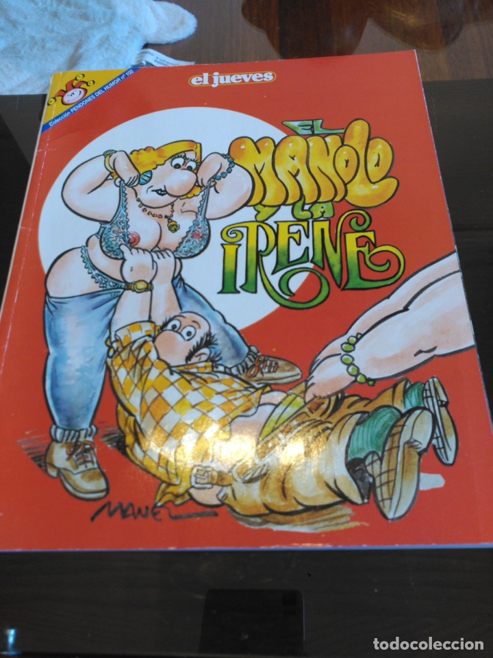 Coleccionismo de Revista El Jueves: Lote cómics el jueves - Foto 7 - 181967586