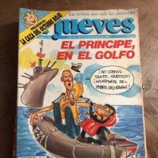 Coleccionismo de Revista El Jueves: JUEVES. Lote 182112453