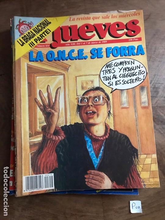 JUEVES (Coleccionismo - Revistas y Periódicos Modernos (a partir de 1.940) - Revista El Jueves)
