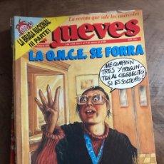 Coleccionismo de Revista El Jueves: JUEVES. Lote 182112527
