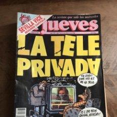 Coleccionismo de Revista El Jueves: JUEVES. Lote 182112627