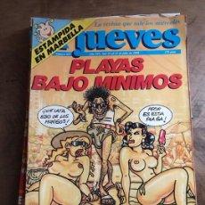 Coleccionismo de Revista El Jueves: JUEVES. Lote 182112688