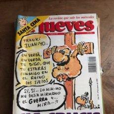 Coleccionismo de Revista El Jueves: JUEVES. Lote 182112762