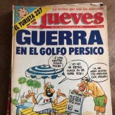 Coleccionismo de Revista El Jueves: JUEVES. Lote 182112853