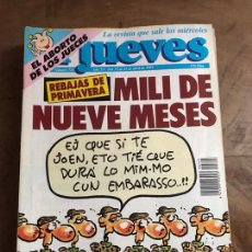 Coleccionismo de Revista El Jueves: EL JUEVES. Lote 182113335