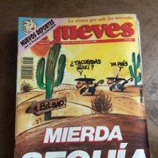 Coleccionismo de Revista El Jueves: EL JUEVES. Lote 182113421