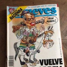 Coleccionismo de Revista El Jueves: EL JUEVES. Lote 182113547