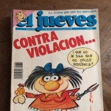 Coleccionismo de Revista El Jueves: EL JUEVES. Lote 182113643