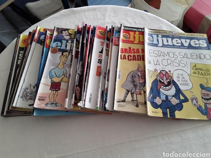 LOTE 23 REVISTAS EL JUEVES 2013 (Coleccionismo - Revistas y Periódicos Modernos (a partir de 1.940) - Revista El Jueves)