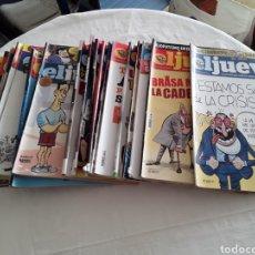 Coleccionismo de Revista El Jueves: LOTE 23 REVISTAS EL JUEVES 2013. Lote 182207408